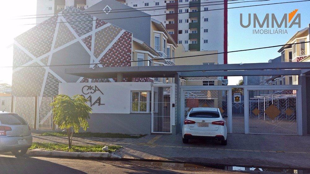 Casa Raval Casa em Condominio Marechal Rondon, Canoas (254)